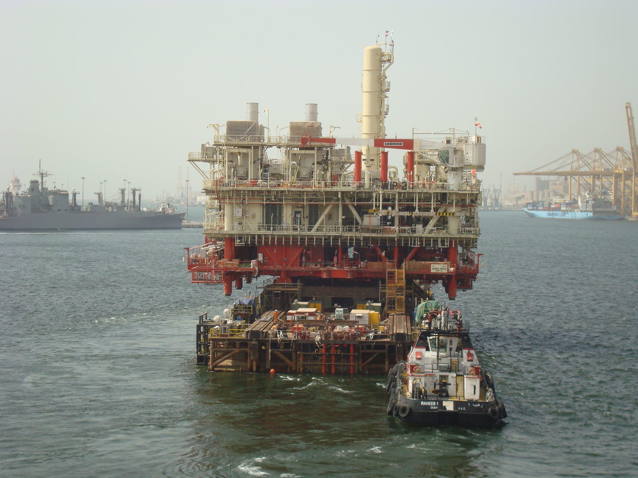 Zakum water injection project, Abu Dhabi - Mott MacDonald