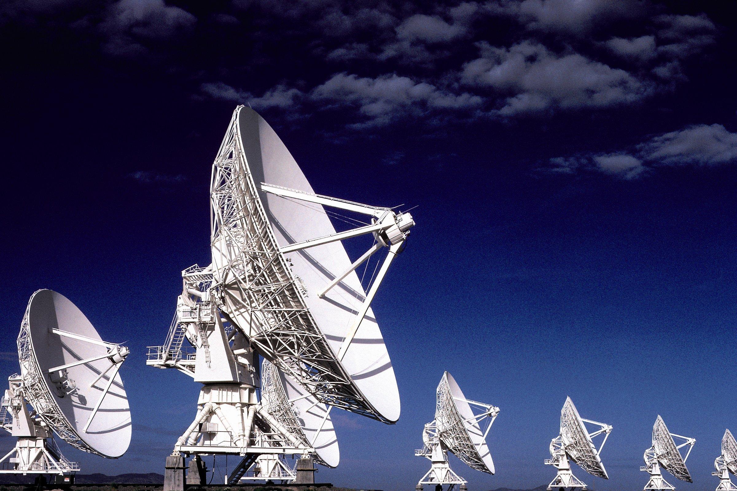 Satellite And Telecommunications Mott MacDonald - Satelite image