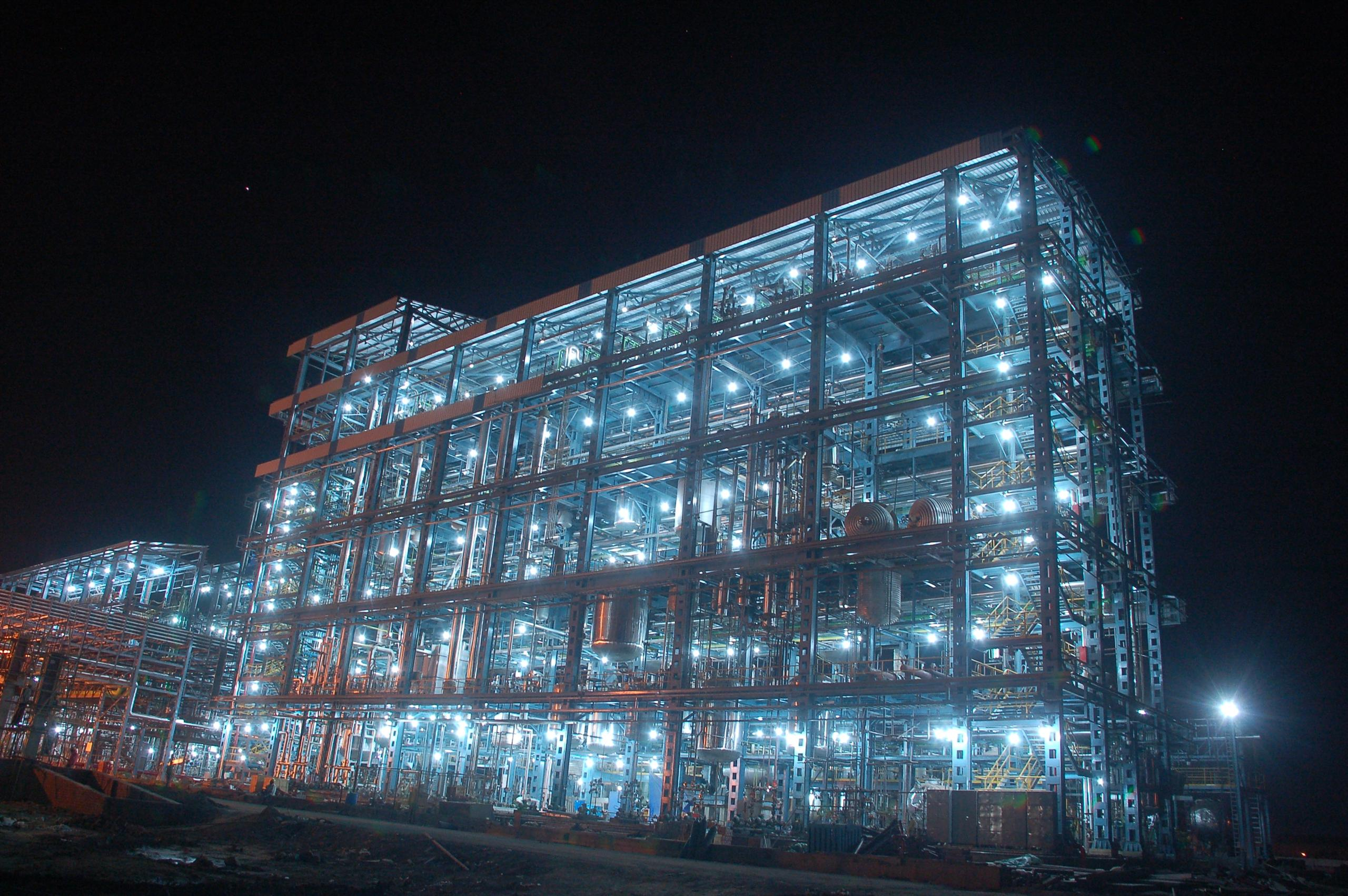 SRF Chemical Facility, Dahej, Gujarat