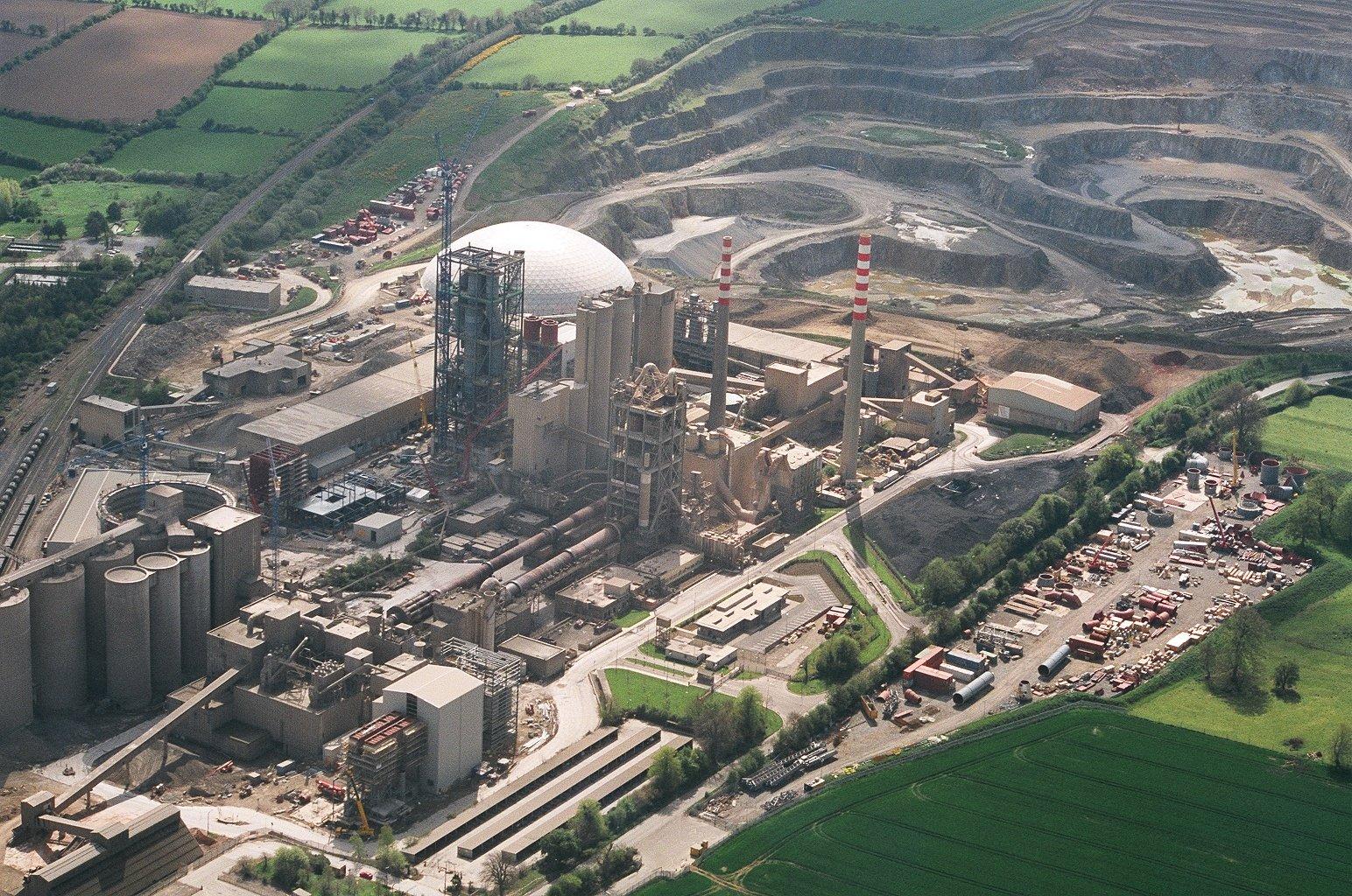 Cement Kilns In Texas : Ireland mott macdonald