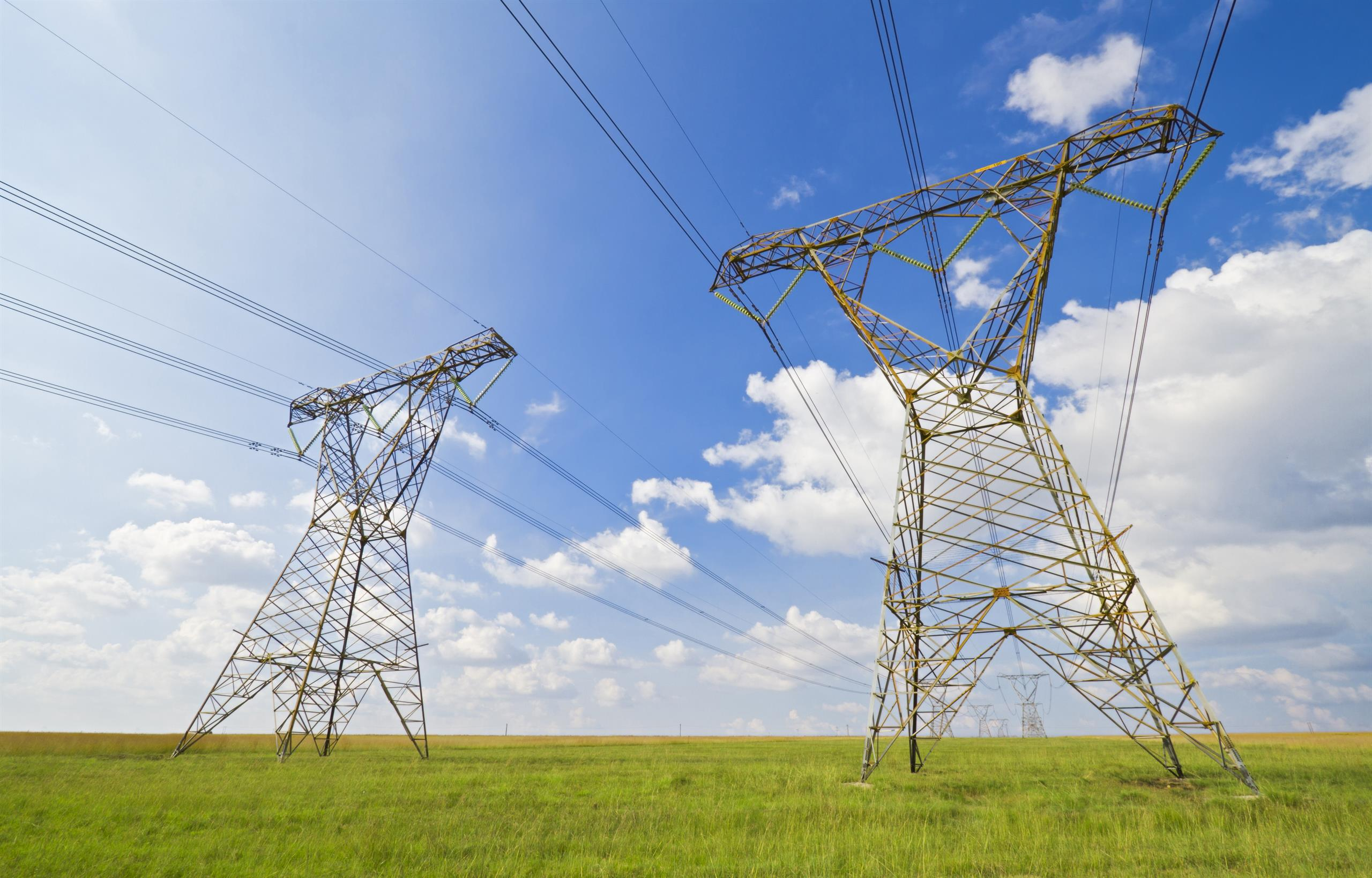 Transmission pylons