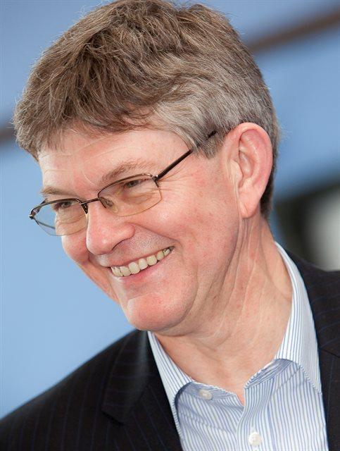 Ian Allison, manager, environment, Mott MacDonald