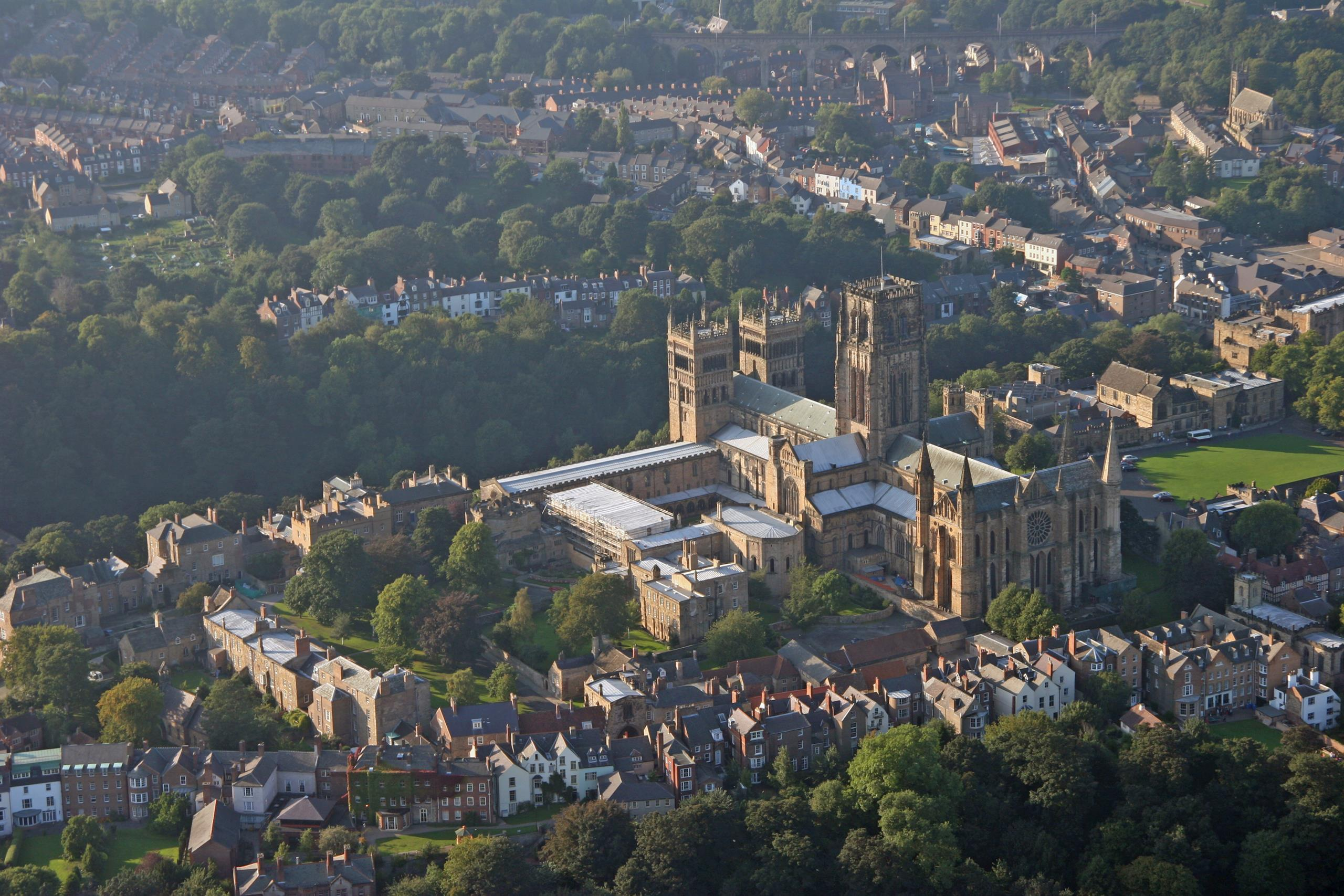 Durham City in the UK