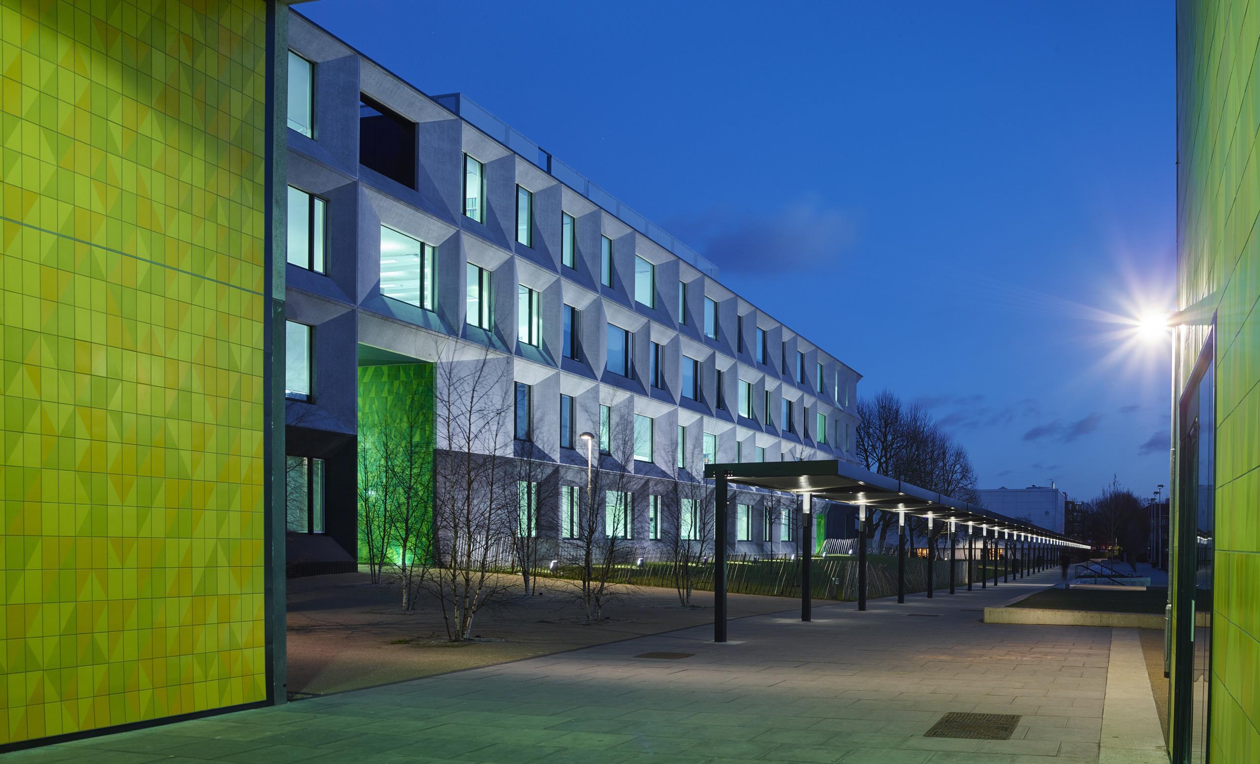 Burntwood School, London, Uk - Mott Macdonald-7572