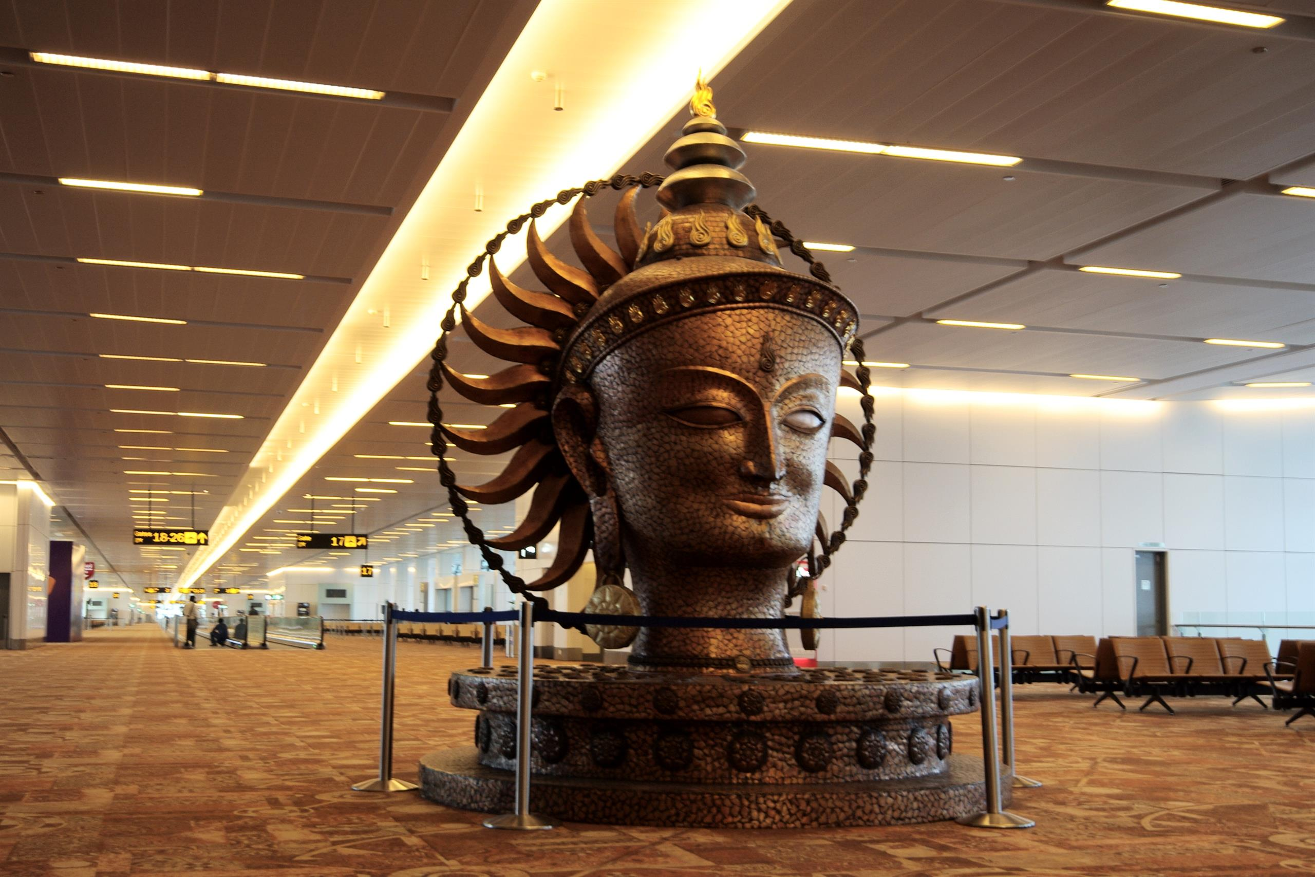 We enabled delivery in only 50 months of Delhi's new airport - one of the world�s largest new-build airport projects, boasting Asia�s longest runway - by sourcing all of the necessary forecasting, planning and design expertise in-house and drawing on our