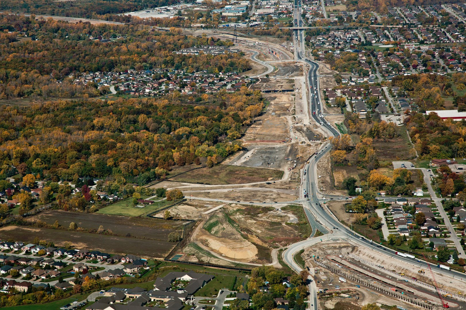 Rt. Hon. Herb Gray Parkway Project - Mott MacDonald