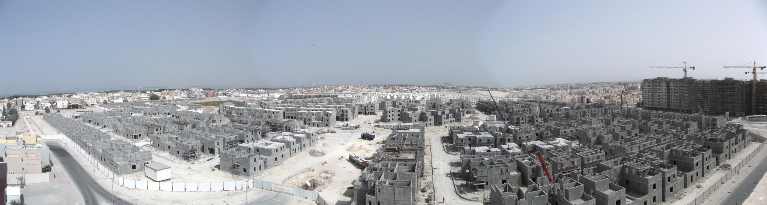 Bahrain affordable housing PPP project - Mott MacDonald
