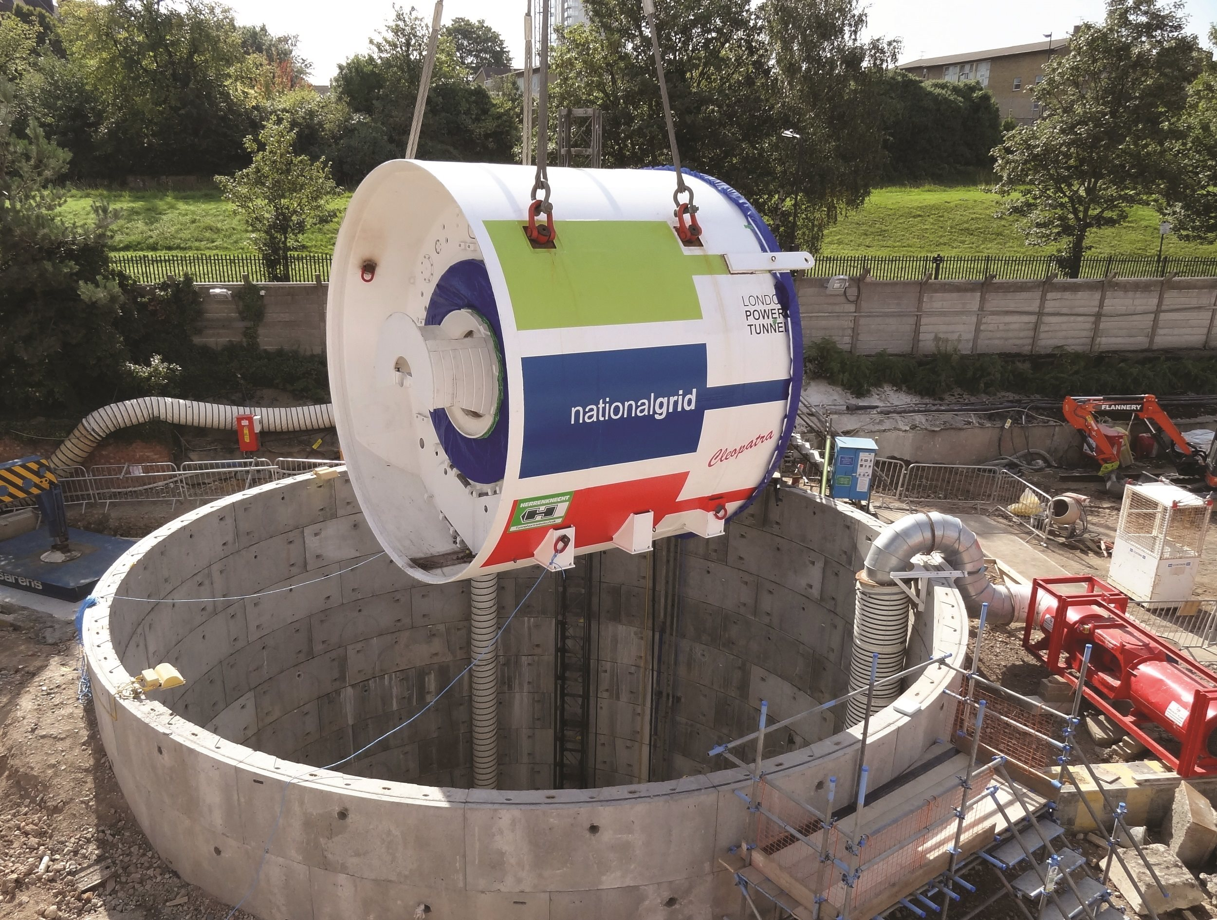Tunnel Boring Machine