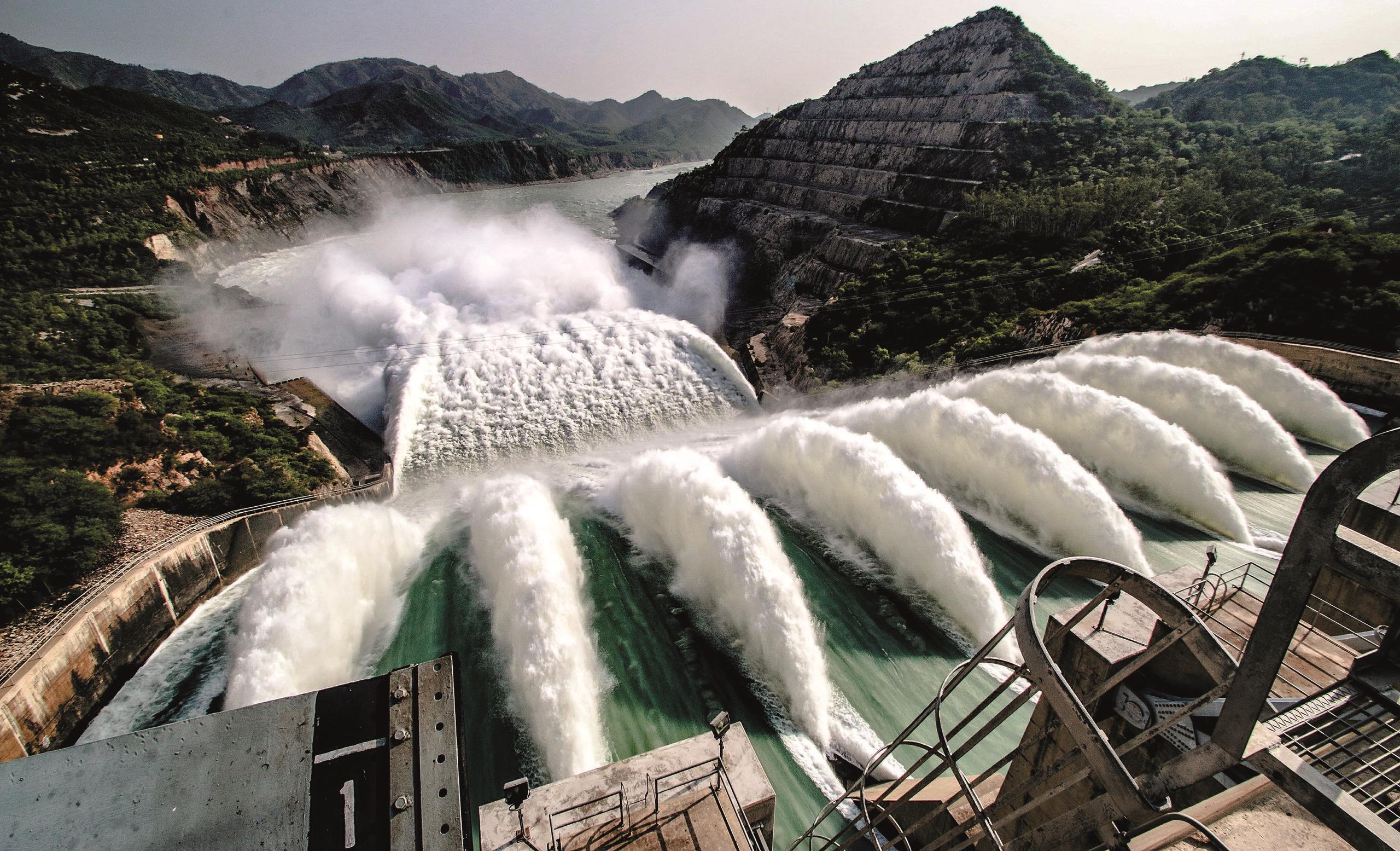Tarbela 4th extension hydropower project, Pakistan - Mott