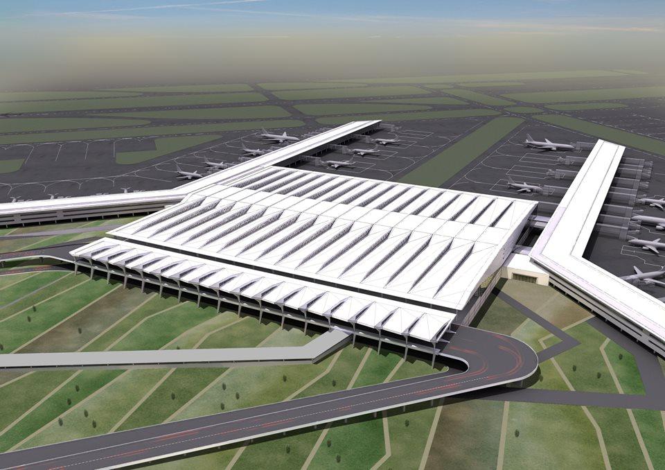 Indira Gandhi International Airport - Mott MacDonald